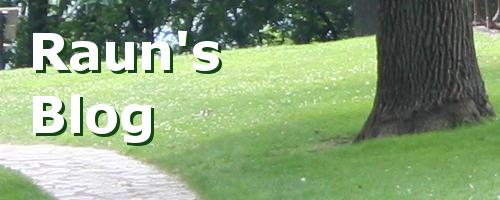 Raun's Blog