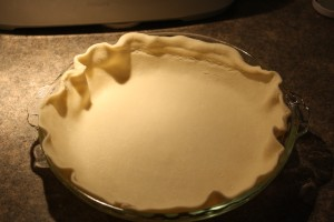 Cherry Pie Bottom Crust