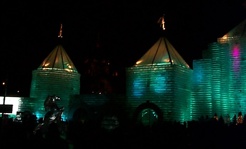 2004 Saint Paul WInter Carnival Ice Palace