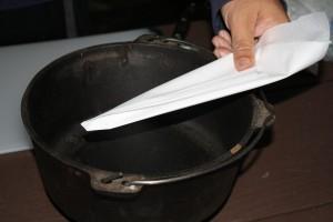 Parchment Paper Dutch Oven Liner