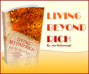 Living Beyond Rich