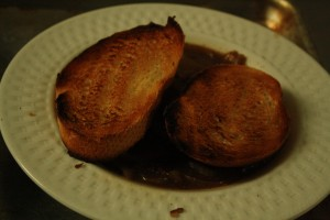 Smoked French Onion Soup