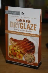 Santa Fe BBQ Dry Glaze