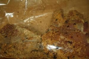 Honey Chipotle Glazed Chicken Thighs