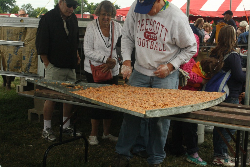 12 Foot Apple Pie