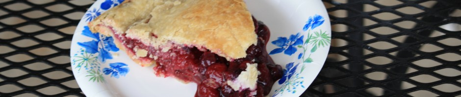 Triple Berry Pie from Stockholm Pie Company, Stockholm WI